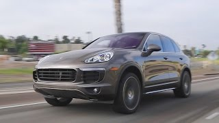 Download 2017 Porsche Cayenne - Review and Road Test Video