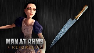 Download Vorpal Blade (Alice: Madness Returns) - MAN AT ARMS: REFORGED Video