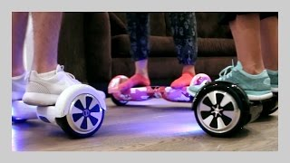 Download Where to buy a hoverboard! (aka weekend shoes) | iJustine Video