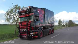 Download Showtruck M.Straube - Scania R620 V8 - Soundcheck bestanden Video