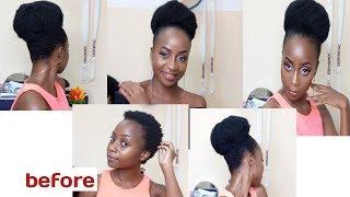 Download Kubana nywele fupi NZIGA STYLE(natura hair style NZIGA STYLE) Video