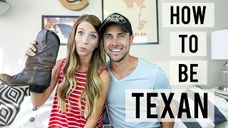 Download How To Be Texan Video