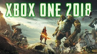 Download Top 40 NEW Xbox One Games of 2018 Video