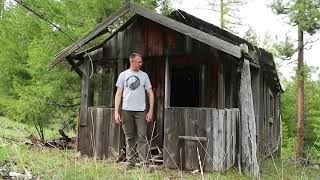 Download Exploring Oregon Historic Sites - Early Mill Site, 2 Old Ranger Station Sites, Hidden Waterfall Video