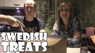 Download Big box of Swedish Treats! Video