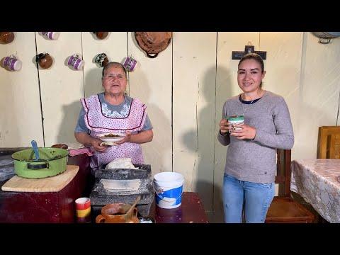 Mi Almuerzo de Rancho y Atole de Guayaba De Mi Rancho A Tu Cocina
