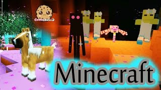 Download Cookieswirlc Minecraft Game Let's Play - MLP Horse Rarity Quest Gaming Video Fun Video