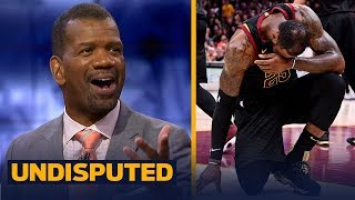 Download Rob Parker: LeBron James will never win a championship in Los Angeles | NBA | UNDISPUTED Video