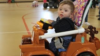 Download How One Man's Trip to Toys 'R' Us Brought Mobility to Hundreds of Disabled Kids Video