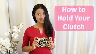 Download How to Hold Your Clutch in 5 Stylish Ways Video