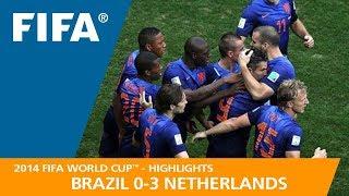 Download BRAZIL v NETHERLANDS (0:3) - 2014 FIFA World Cup™ Video