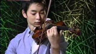 Download Ryu Goto plays Sarasate; Paganini Video