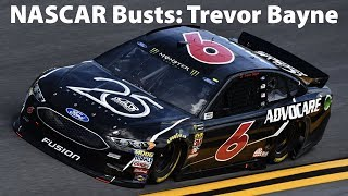 Download NASCAR Busts: Trevor Bayne Video