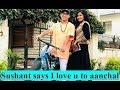 Download सुसान्त खत्री (SUSHANT KHATRI) को तर्फबाट प्रेम प्रस्ताव नायिका आंचल शर्मा लाई(Dancer at danceplus) Video