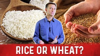 Download What's Unhealthier: Rice or Wheat? Video