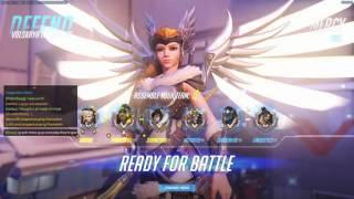 Download Keep Your Enemies Closer - Mercy Gameplay : : haribo#11544 [mercy.overwatch] Video