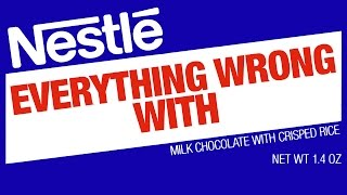 Download Everything Wrong With Nestlé Video