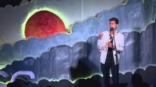 Download India's first Fluteboxer   Sudhir R   TEDxPESITBSC Video