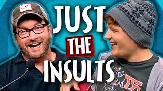 Download On The Spot: Just the Bits - (Best) Worst Insults | Rooster Teeth Video