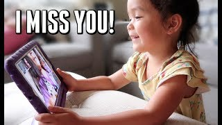 Download The twins are starting to miss one another - ItsJudysLife Vlogs Video