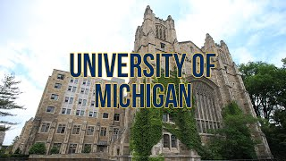 Download University of Michigan - Admissions Intel Video