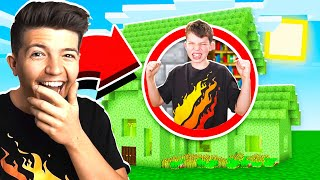 Download 5 WAYS TO TROLL YOUR LITTLE BROTHER'S MINECRAFT HOUSE! Video