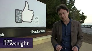 Download Donald Trump, the filter bubble, fake news, Facebook, and Google - BBC Newsnight Video