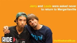 Download Jerry Hsu & Louie Barletta: Out of the closet, High with fans, & Slams! Weekend Buzz ep. 30 Video