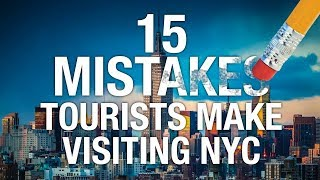 Download 15 MOST Common NYC Tourist Mistakes (And How To Avoid Them) ! Video