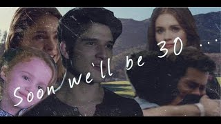 Download ✔️ Teen Wolf - 7 years old.. [ AU ] Video