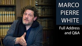 Download Marco Pierre White   Full Address and Q&A   Oxford Union Video