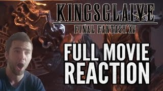 Download Final Fantasy XV Kingsglaive: Peasants full movie reaction highlights and review Video