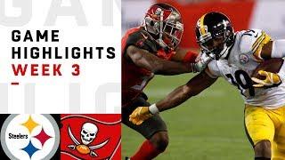 Download Steelers vs. Buccaneers Week 3 Highlights | NFL 2018 Video