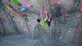 Download Climbing In One Of The Coolest Gyms - The Spot Video