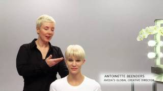 Download Aveda How-To | The Tousled Look for Short Hairstyles Video