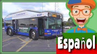 Download Video del Bus para Niños por Blippi Español   Videos Educacionales para Niños Video