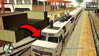 Download ¿Que pasa si robamos el tren en la misión de Big Smoke? Video