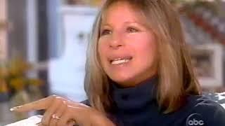 Download Barbra Streisand 1997 with James Brolin by Barbara Walters Video