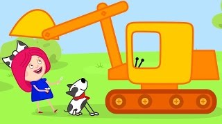 Download Learn English with Smarta. A Kids' Cartoon & an Educational Video Video