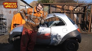 Download Ford Ka becomes Short Ka! Part 1# Video