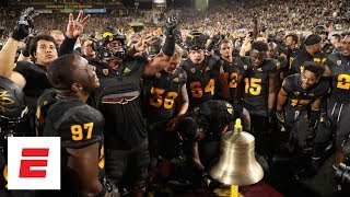 Download College Football Highlights: Arizona State upsets Michigan State on last-second FG | ESPN Video
