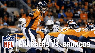 Download Chargers vs. Broncos   Week 17 Highlights   NFL Video
