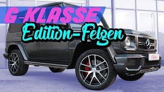 Download Mercedes Benz G Klasse 350d Facelift Umbau auf G63 AMG Styling Bremsanlage Video