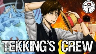 Download Tekking's Pirate Crew!! One Piece Pirate Crew Tag! Video