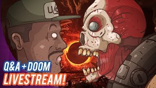 Download Let's CHAT together and KICK SOME ASS in DOOM's multiplayer! Video