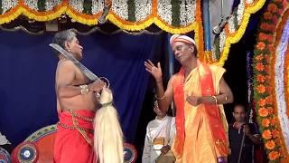 Download Yakshagana - Shri Devi Mahatme - 43 - Hasya Video