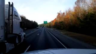 Download Bigrigtravels Live! - Port Wentworth to Kingsland, Georgia - Interstate 95 South - December 15, 2016 Video