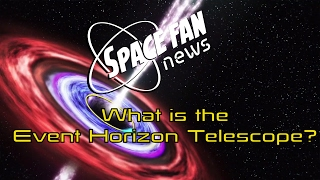Download What is the Event Horizon Telescope?; NASA's SWIFT Finds a Star Falling in a Black Hole Video
