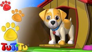 Download TuTiTu Animals   Animal Toys for Children   Dog Video