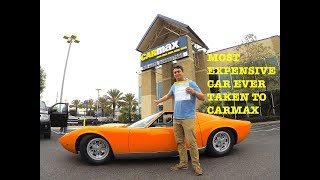Download I TOOK THE $3,000,000 LAMBO TO CARMAX! They offered me...... Video